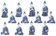 "View 3 1/2"" Mini Buddha 12 pc Set"