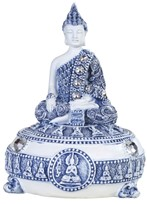"View 5"" Buddha Trinket Box"