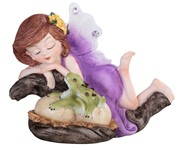 View Fairy with Cute Dragon