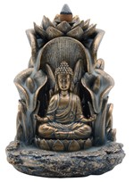 View Buddha in Bronze Back Flow
