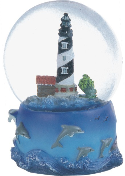 Snow Globe Cape Hatteras Gsc Imports