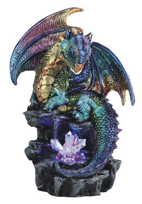6 1 4 Quot Purple Green Dragon Gsc Imports
