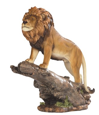 Lion On Cliff Top Gsc Imports