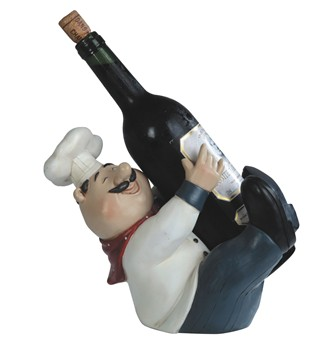 Chef Wine Holder | GSC Imports