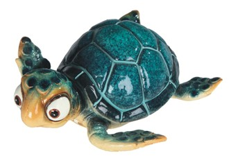 "6"" Blue Sea Turtle 