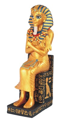 "11"" Egyptian King Tut 