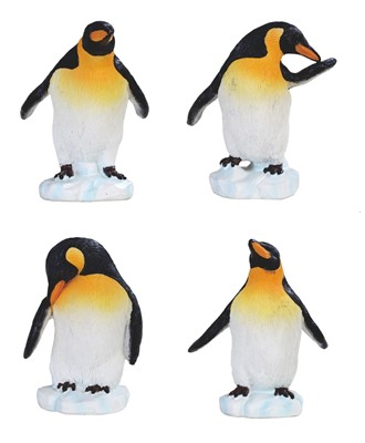 Penguin 4pc Set