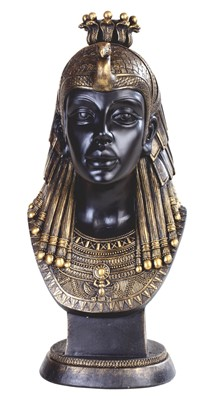 Egyptian Queen Cleopatra Bust