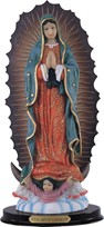 "View 16"" Our Lady of Guadalupe"