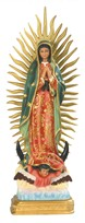 "View Large-scale 23"" Our Lady of Guadalupe"