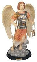 "View Large-scale 24"" Archangel Raphael"