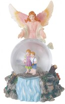 View Snow Globe Guardian Angel