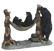View Bear Family on Hammock