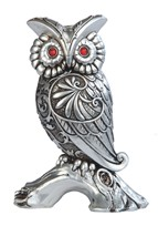 View Owl -Silver