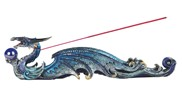View Blue Dragon Incense Burner