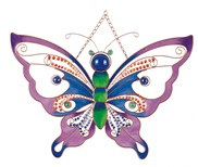View Butterfly Wall Decor