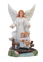 "View 5"" Guardian Angel White"