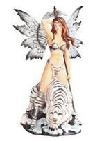 View Fairy with White Tiger