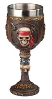 View Skull/Pirate Wine Cup