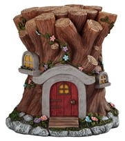 View Tree Truck Cottage Trinket Box