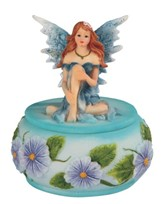 View Blue Fairy Tinket Box