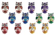 View Magnets-Owl 12pc Set