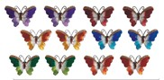 View Magnets-Butterfly 12pc Set