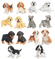 View Puppies 14pc Set