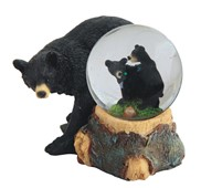 View Black Bear Snow Globe