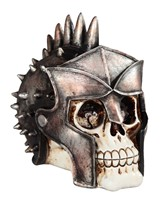 View Armored Skull