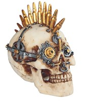 View Skull with Bullet