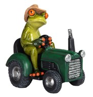 View Frog on Tractor