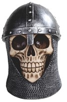 View Skull with Armor Hood