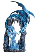 View Blue Dragon in Dragon Cave