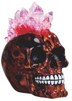 View LED Skull Red Punk