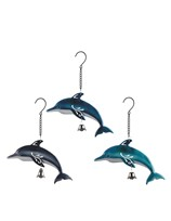 View Dolphin Ornament Set