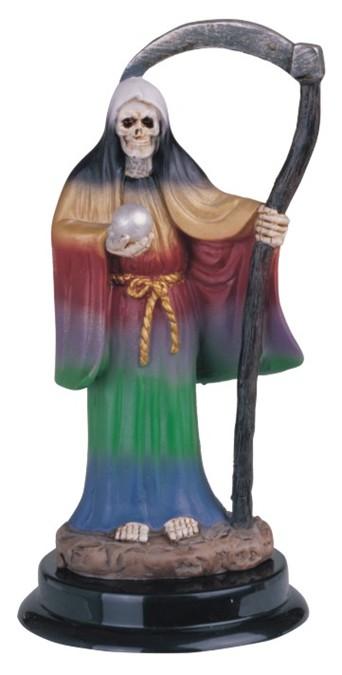 5 Quot Santa Muerte Rainbow Gsc Imports
