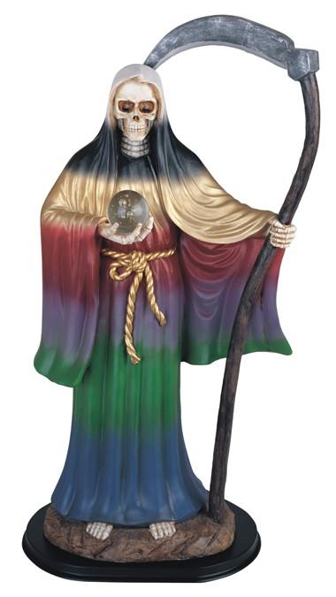 24 Quot Santa Muerte Rainbow Gsc Imports