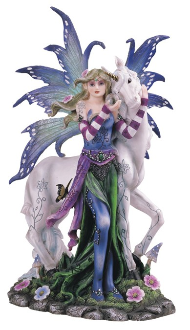 Fairy With Unicorn Gsc Imports