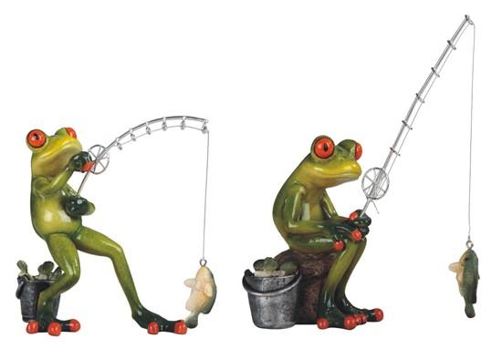 Frog Fishing Set Gsc Imports