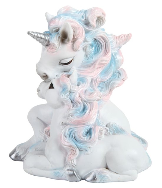 Unicorn Couple With Rainbow Tail Gsc Imports